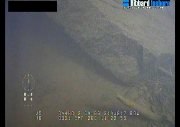 Hibbard Inshore Brasil Inspeção subaquática de túnel